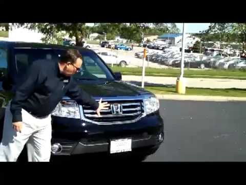 2012 Honda Pilot for sale at Honda Cars of Bellevue...an Omaha Honda Dealer