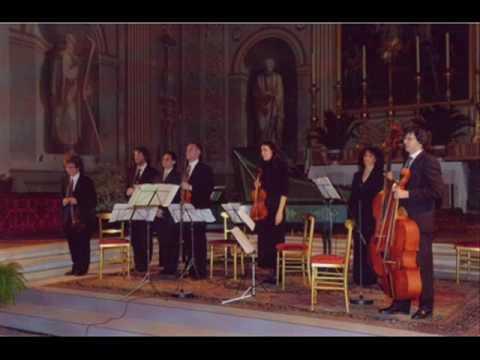 Evaristo Felice Dall'Abaco - Giga (op. I, sonata n. 2)