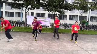 Dance4Demand: Nanjing University of Posts and Telecommunications breakdances for female condoms
