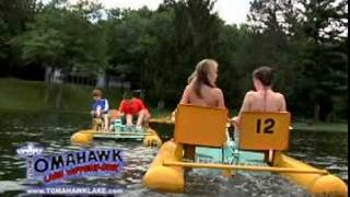 Tomahawk Lake Water Park And Picnic In Nj