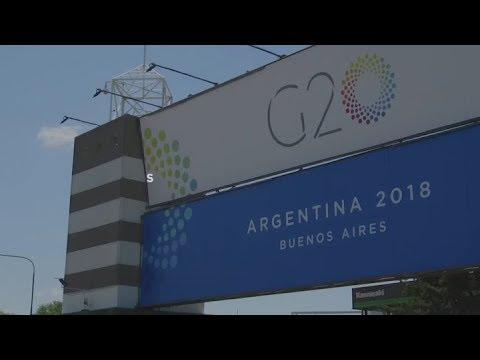Costa Salguero, la sede que recibir� a los principales l�deres mundiales