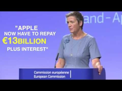 Public Inquiry needed into Apple sweetheart tax deal in Ireland