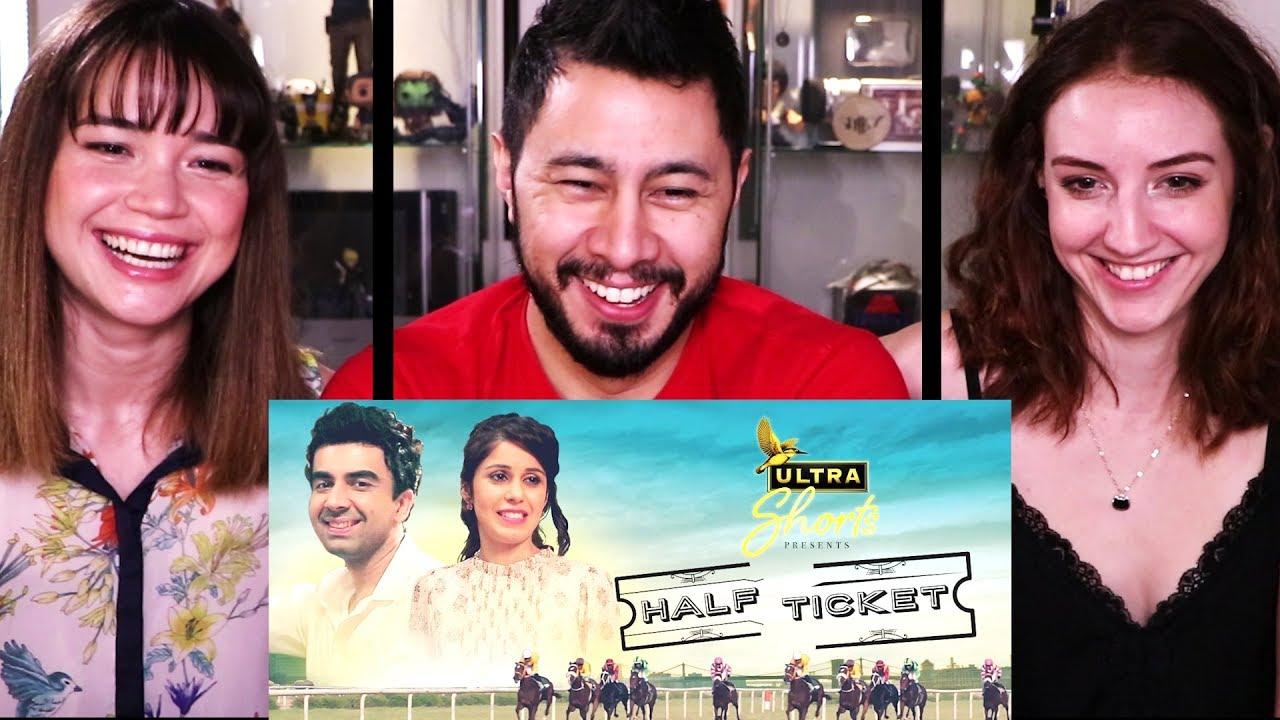 Download HALF TICKET | Naveen Kasturia | Short Film Reaction w/ Hope Jaymes!
