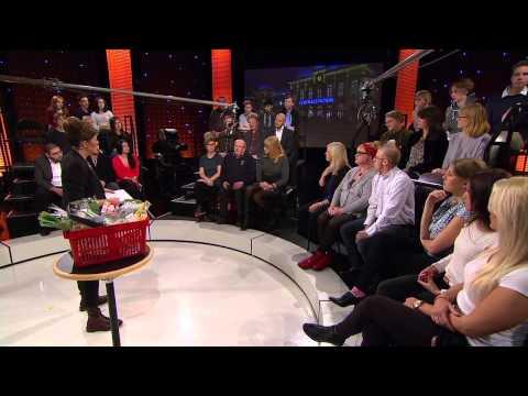 SVT Debatt - Är det dumt att köpa ekologisk mat?
