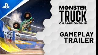 Monster Truck Championship | Gameplay Trailer | PS4