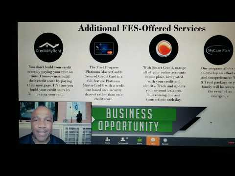 Credit Repair Agent, Business Opportunity, FES Agent with NFL Mark Jackson Denver Broncos Player
