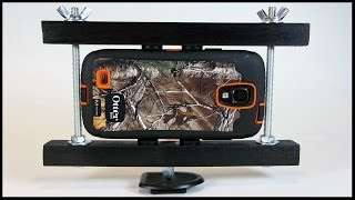 """Homemade Cell Phone Tripod Mount - """"tip Of The Week"""" E43"""