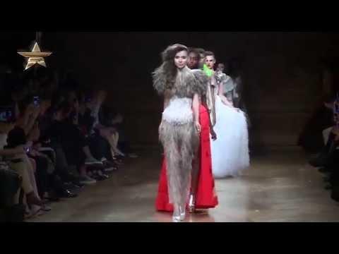 SERKAN CURA   Paris Haute Couture Otoño Invierno 2014