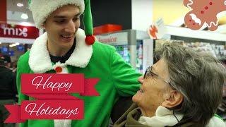 Ovo je smisao blagdana: Predivna gesta božićnih vilenjaka | Magic Leon & Bibi Andy