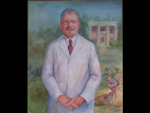 Dr. Francis A. Green's Memorial Service and Interment