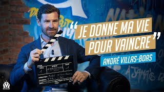 Entretien avec André Villas-Boas, nouveau coach de l'OM !