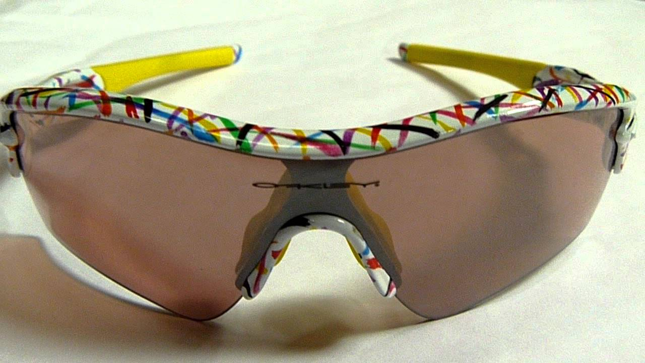 6cdf4b97f7 Custom Oakley Radar « One More Soul