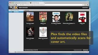 Plex Media Server on the ReadyNAS