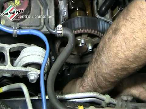 alfa romeo 156 timing belt change youtube rh youtube com