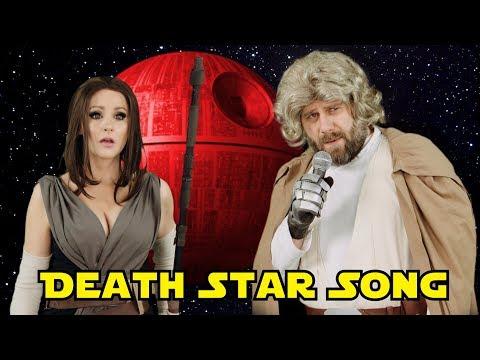 STAR WARS SONG ft Kylo Ren & Rey | Parody | Screen Team