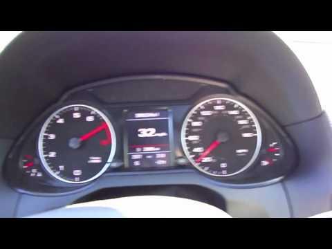Audi Q5 3.2 Overview & Acceleration