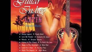 francis purcell guitar indigo latin cd