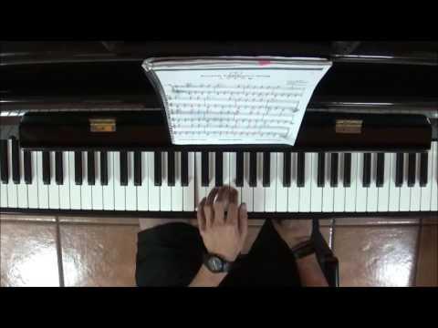French children song Piano Tutorial Jorheral