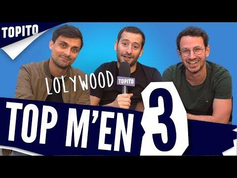 TOP M'EN 3 : LOLYWOOD