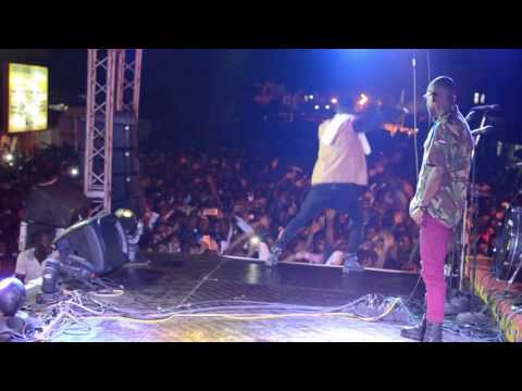 Kofi Kinaata performing 'Confession' for the first time.