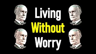 j r miller living without worry christian devotional