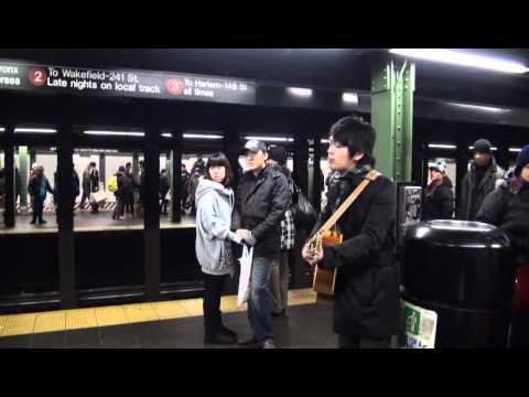 古澤剛 ライブ イン ニューヨーク ドキュメンタリー Takeshi Furusawa live in NY