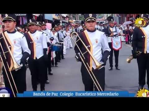 Colegio Eucarístico Mercedario Desfile Cívico 2013 En Imagenes