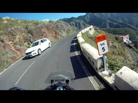 TF12 San Andres to mountain ridge