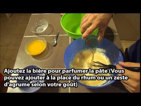 recette-de-la-pâte-à-gaufres-croustillantes-et-moelleuses