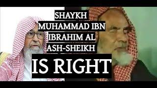 SHAYKH FAWZAN ON SHAYKH  MUHAMMAD IBN IBRAHIM || Speakers Corner Hyde Park