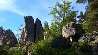 Wanderung am großen Pfahl (Bayerischer Wald)