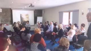 Honza Musil a Prevence stresu pro vedení Fakultní nemocnice Ostrava