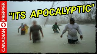Looting and Survival after SHTF |  Bahamas: Hurricane Dorian | Prepping Lessons