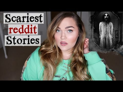 SCARIEST True Stories on Reddit... Ghost, Alien & Unexplainable Scary Stories