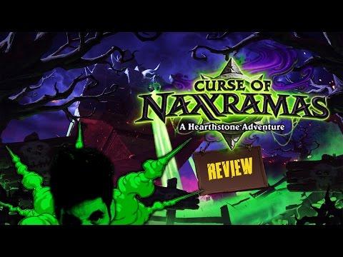 Hearthstone - Curse of Naxxramas - Aufregers Review (German/Deutsch)