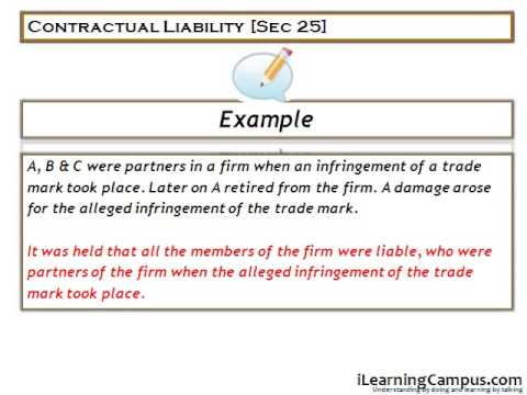 CHAPTER 17 Liability of partner to third party under the Indian Partnership Act, 1932