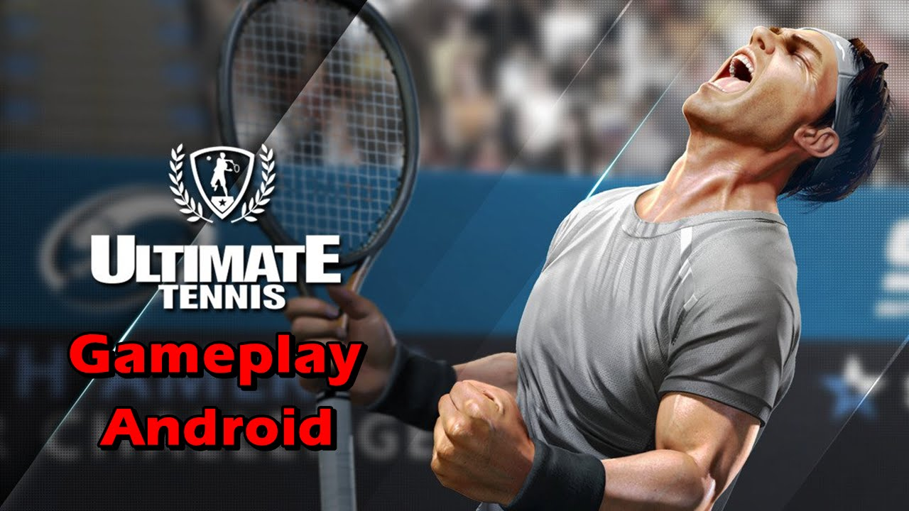 Ultimate Tennis Gameplay Android - Jogos de Tênis Android - YouTube 85f34a073560d