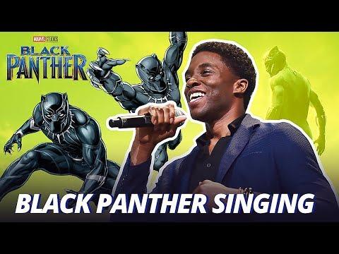 Download Youtube: Chadwick Boseman Black Panther Singing