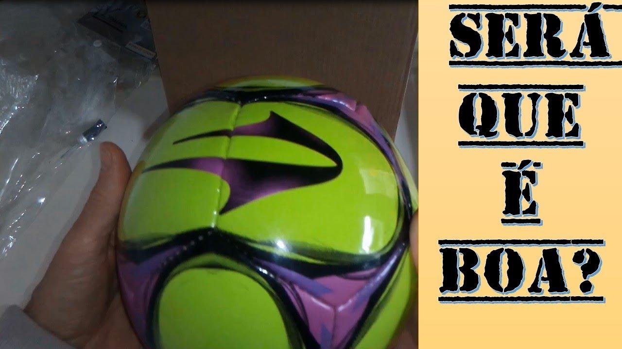 Bola futsal Topper Ultra 8 - YouTube 530977990e819