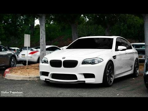 BMW M5 F10 Driving (Music Video)
