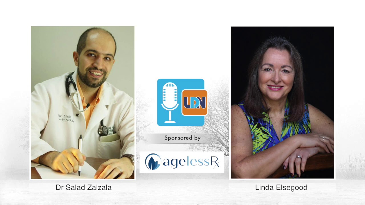 ARX Chief Medical Officer, Dr. Zalzala, Featured on LDN Radio