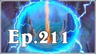 Funny And Lucky Moments - Hearthstone - Ep. 211