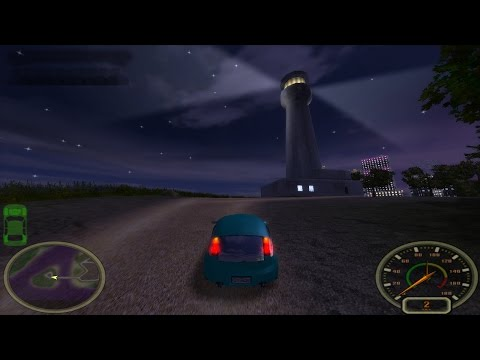 City Racing Lighthouse