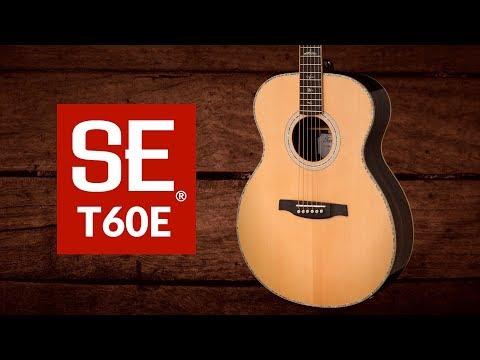 The SE T60E | PRS Guitars