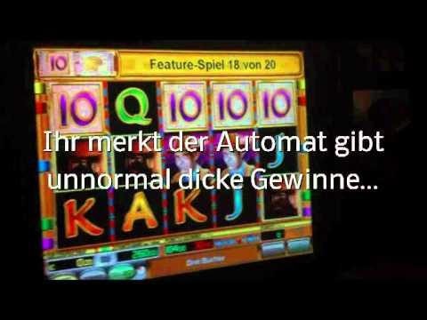 Novoline Book of Ra Freispiele auf 2€ ** Analysevideo + erkennbare Auszahlung