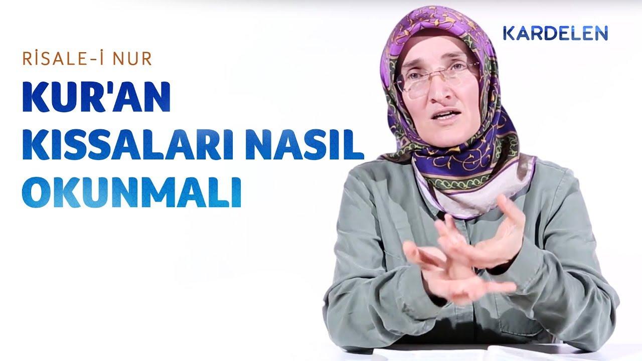 Risale-i Nur Dersleri: 1. Lem'a / 1 - Kur'an kıssalarına muhataplık üslubu, Hz. Yunus &