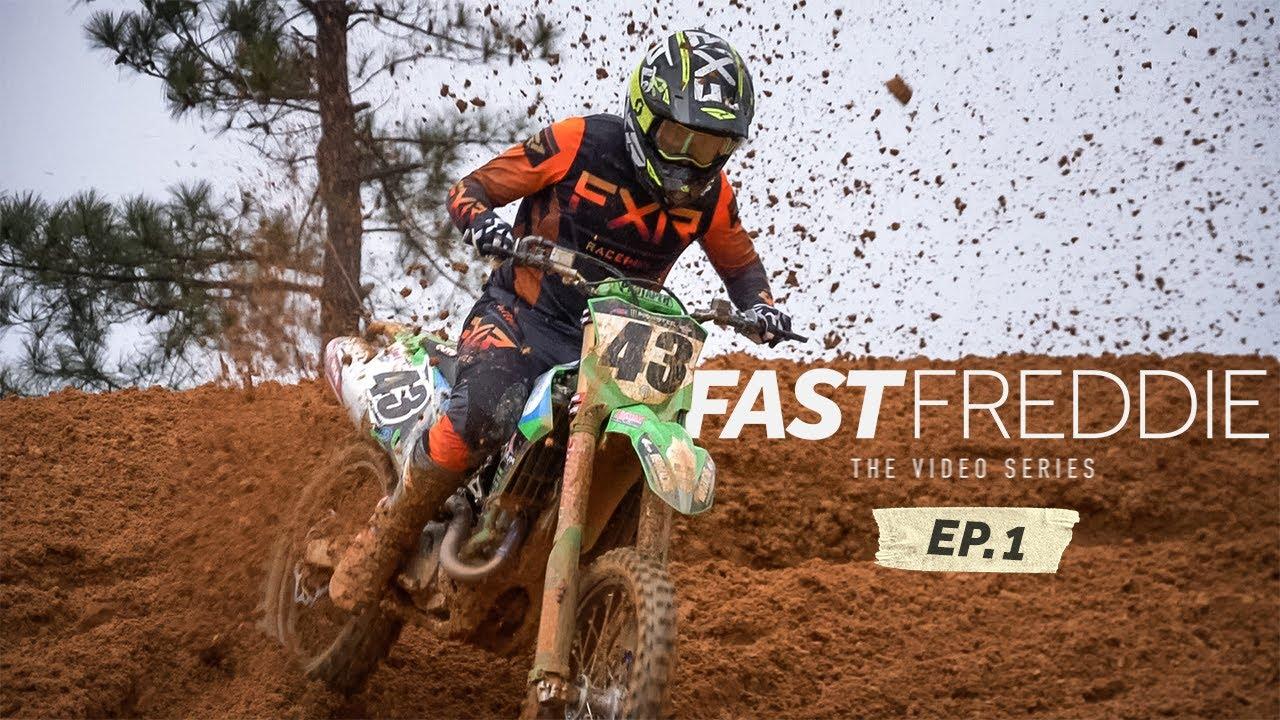 Fast Freddie Ep. 1 with Freddie Noren