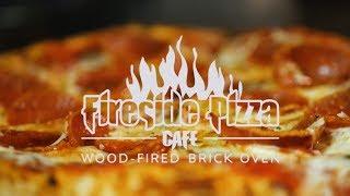 FireSide Pizza Cafe www.genesisreyes.com