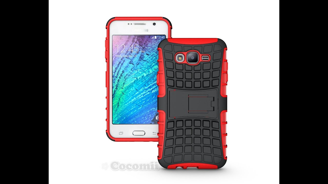 huge selection of 0803c 74c00 MetroPCS Samsung Galaxy J7 Hybrid Case - YouTube
