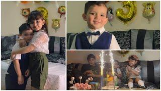 عيد ميلاد فصولي   كم صار عمرو ؟   birthday Faisal